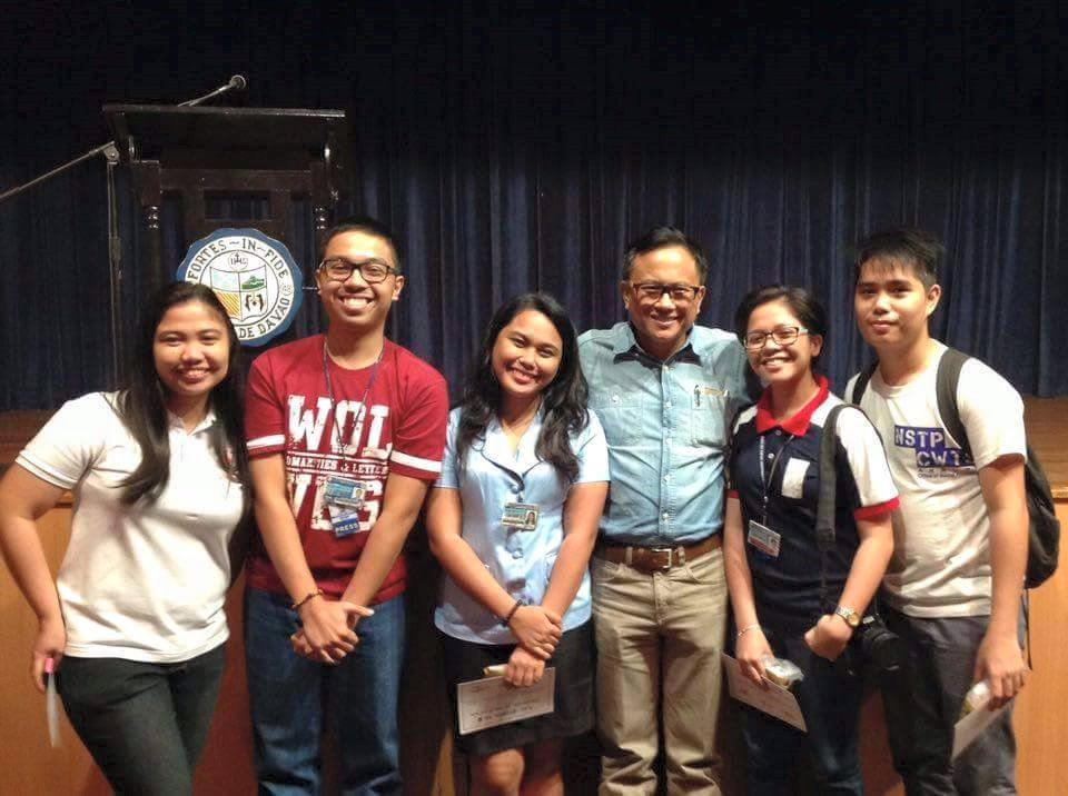 Severino, Beleno Urge Social Media and Youth's Role in Changing Politics
